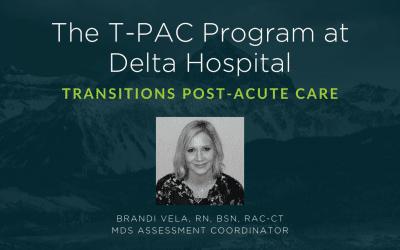 The Delta Health T-PAC Program