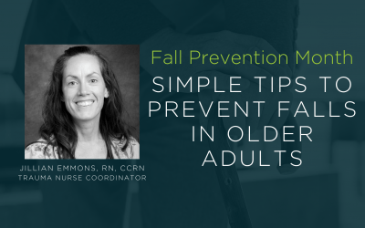 Fall prevention: Simple tips to prevent falls in older adults