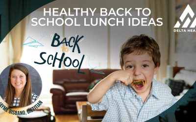 Healthy Back to School Lunch Ideas for Kids